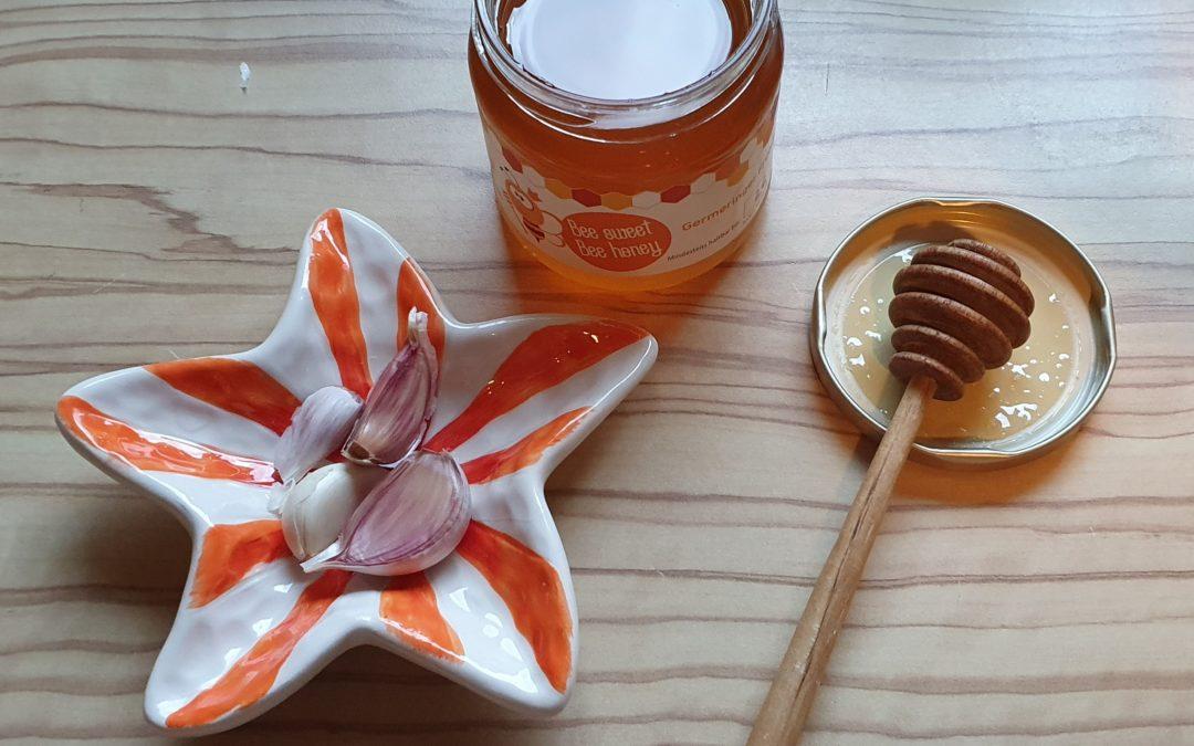 Knoblauch und Honig sind Superfoods