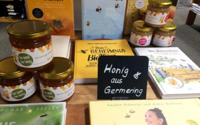 Honig und Bücher – Oktober 2017