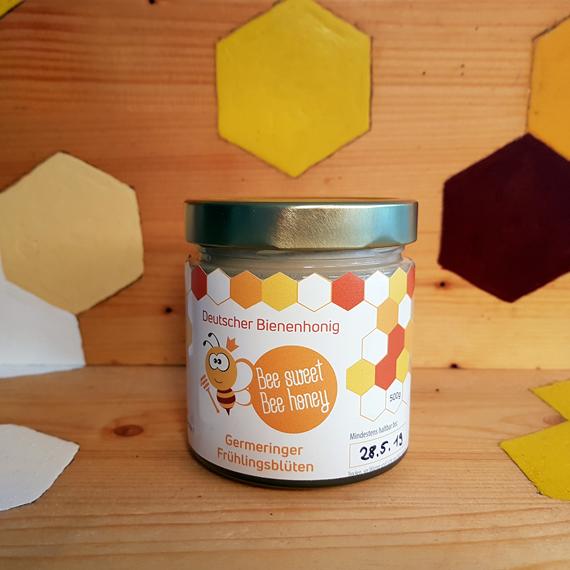 Germeringer Honig Imkern Bienen Honigwabe Bienenstock