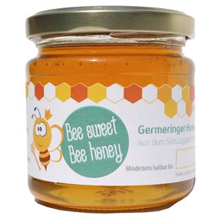 Honig aus Germering - Schutzgebiet Moosschaige
