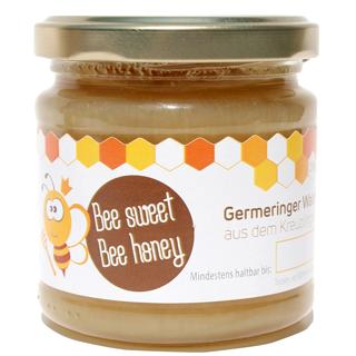 Honig aus Germering - Kreuzlinger Forst
